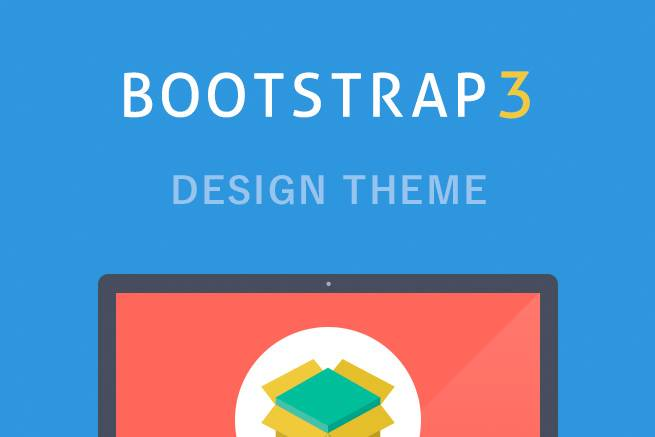 フラットデザインの参考にも!Bootstrap3対応のかっこよすぎる無料テーマまとめ