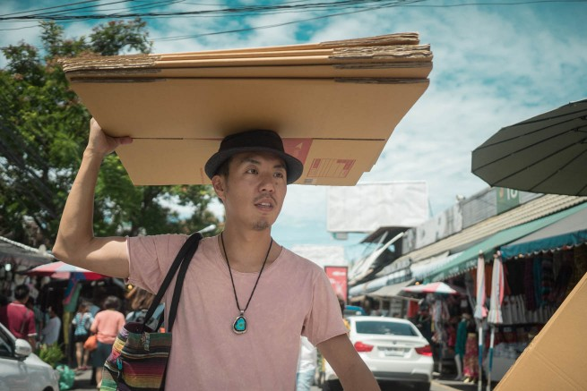 179000輸入ビジネスに挑戦!タイからTシャツを輸入するためにやったことや手続きのまとめのアイキャッチ
