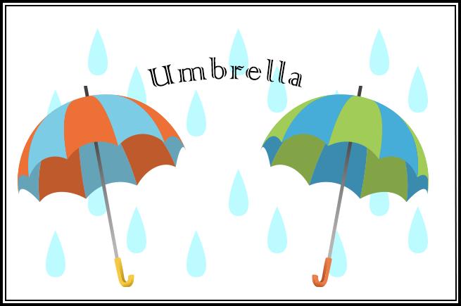 Illustratorの3D効果でむずかしい傘のイラストを簡単に描く方法