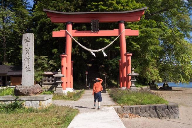 御朱印巡り!長野県・野尻湖の真ん中に浮かぶ秘境神社へ行ってきました