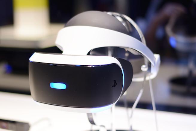 ゲームの未来をみたPlaystationVR体験レポート #TGS2015