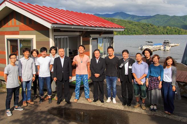 179845長野県・野尻湖にLIGのサテライトオフィスをオープンしました!のアイキャッチ