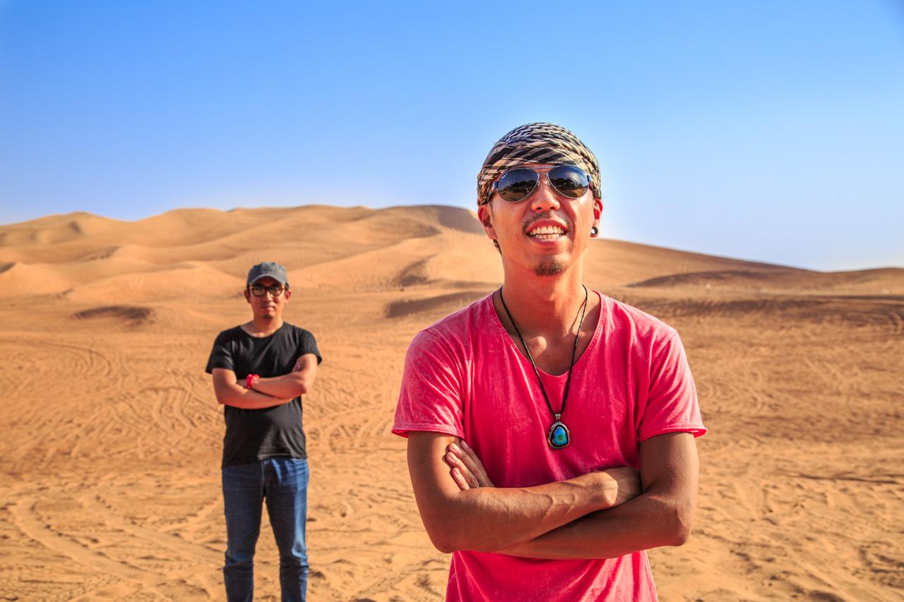 207380冬を先取り!灼熱砂漠の中東ドバイでスキーをやってきました。のアイキャッチ