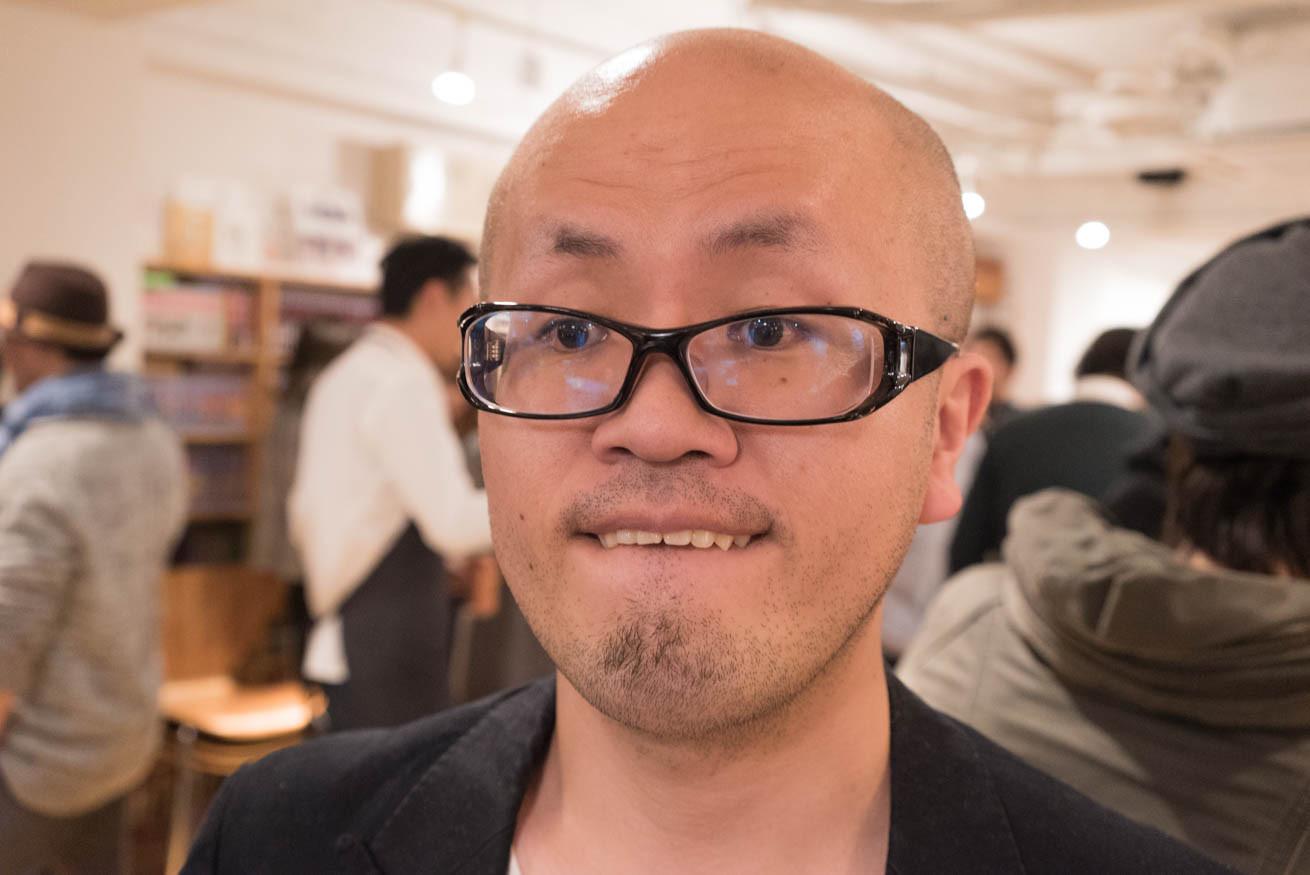 メディアディレクター・ヨシキ