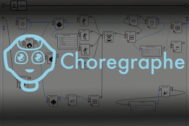Choregrapheを使ってみよう【第3回 画像や動画を表示させてみよう編】