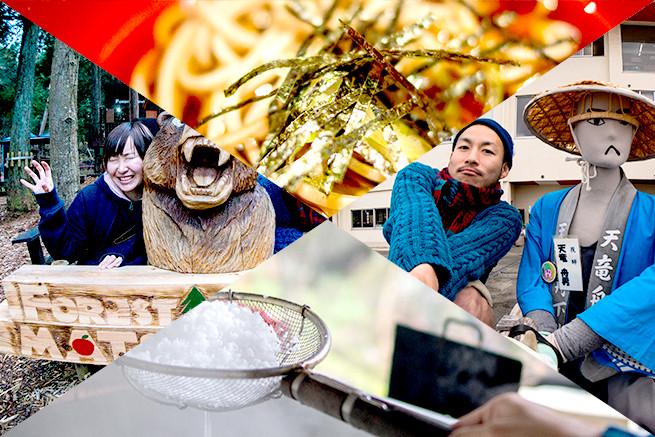 【長野で遊ぼう】お得な「ふるさと旅行券」で舟下りや塩づくりを体験してみた!