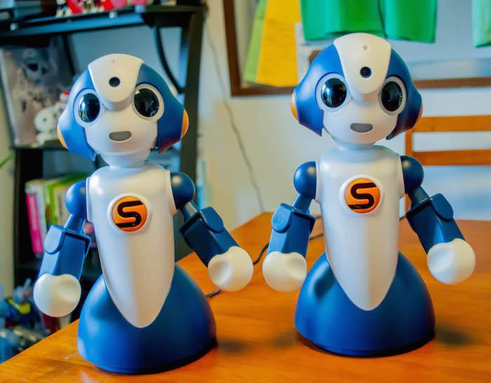 228908対話ロボット「Sota(ソータ)」レビュー!【その1. 開封の儀】のアイキャッチ