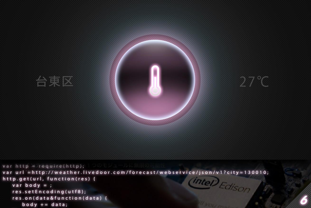 255941Cylon.jsとセンサーを使って自分の周りの温度を測ってみたのアイキャッチ