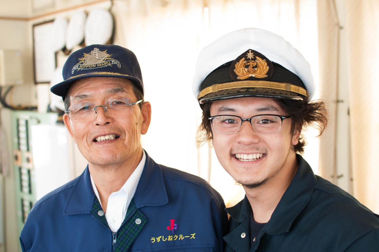 神戸で髪を切り、淡路で完璧な「うずしお」の撮影に成功した22歳の誕生日。