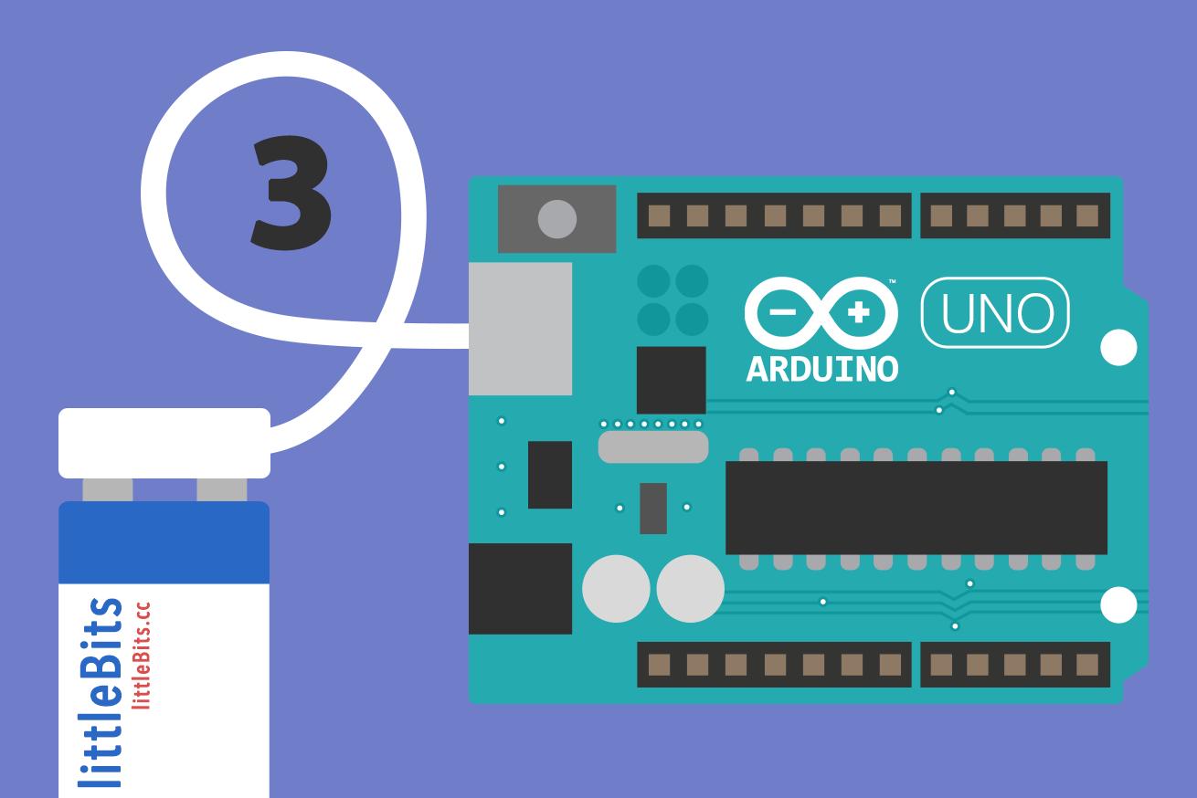 268909磁石で電子工作できる「littleBits」のArduinoモジュールで、ON・OFFの入力値を取得しようのアイキャッチ