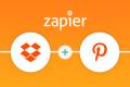 Zapierを使ってDropboxに保存した気になるデザインをPinterestにピンしてみたのアイキャッチ