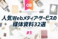 【情報の宝庫】人気Webメディア・サービスの媒体資料(メディアガイド)32選のアイキャッチ